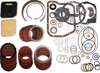 Diesel Master Rebuild Kit - 48RE